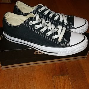 Converse All-Star black size 7.5 women